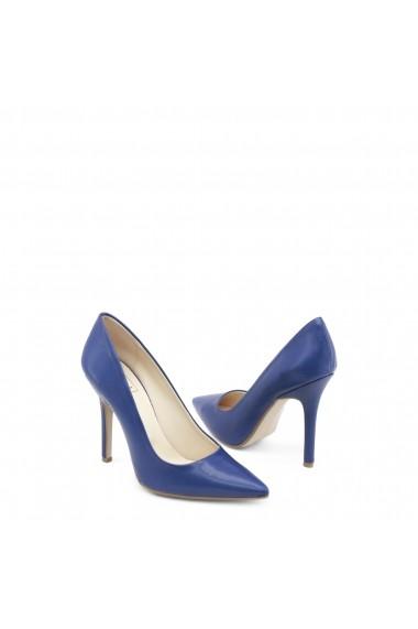 Pantofi cu toc Made in Italia EMOZIONI_NAPPA_BLUETTE albastru