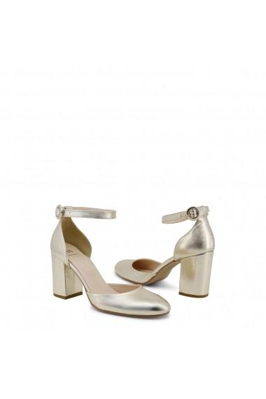 Pantofi cu toc Made in Italia INSIEME PLATINO argintiu