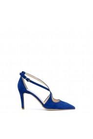 Pantofi cu toc Made in Italia AMERICA BLU albastru