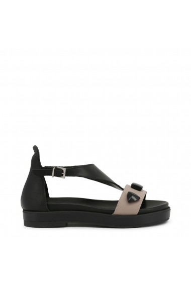 Sandale plate Ana Lublin VIOLETA CIPRIA negru