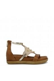 Sandale plate Ana Lublin ANDREIA BEIGE bej
