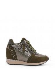 Pantofi sport XTI 48262_KAKHI Verde