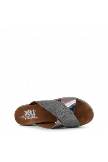 Papuci XTI 48115_PLUMB Gri