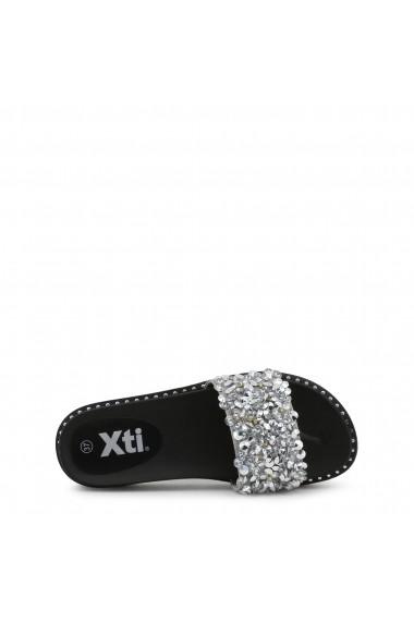 Papuci XTI 47961 SILVER Gri