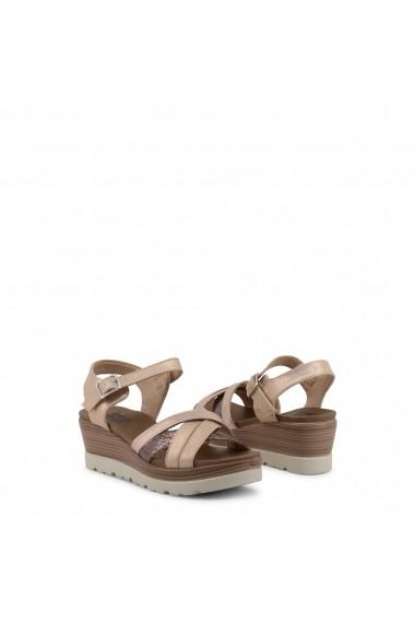 Sandale cu toc XTI 47939_NUDE Maro