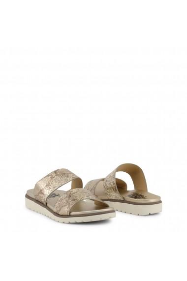Sandale cu toc XTI 47942_GOLD Galben