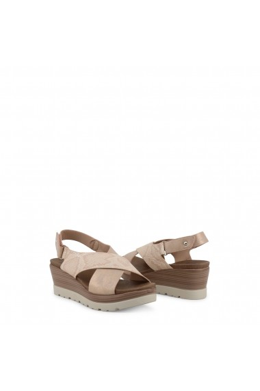 Sandale cu platforma XTI 47938 NUDE Maro