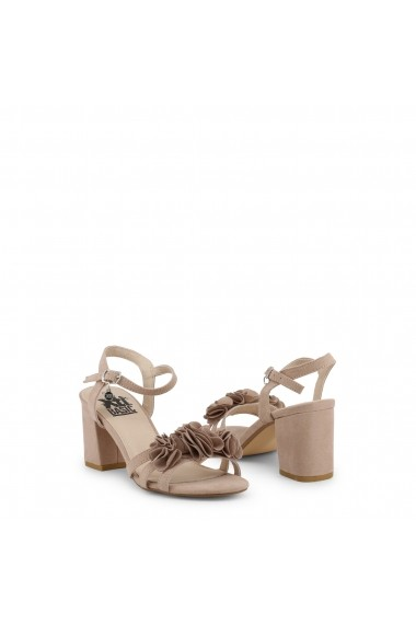 Sandale cu toc XTI 30714_NUDE Maro