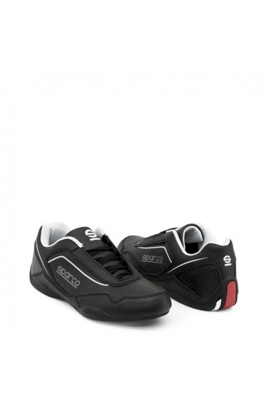Pantofi sport Sparco JEREZ_NERO-GRIGIO negru - els