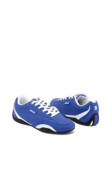 Pantofi sport Sparco ZANDVOORT ROYAL-GRIGIO albastru
