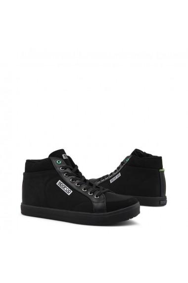 Pantofi sport Sparco HILLTOP BLACK negru - els