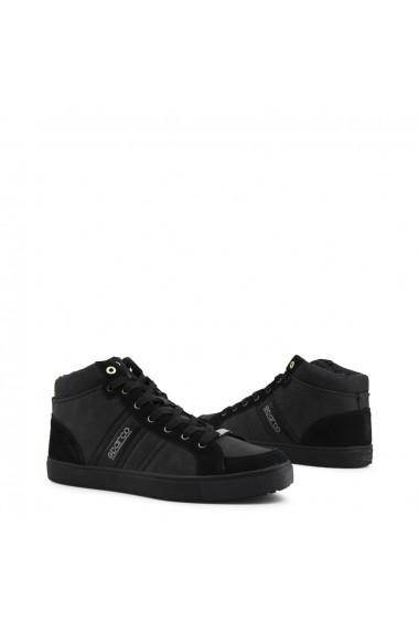 Pantofi sport Sparco SHELTON BLACK Negru - els