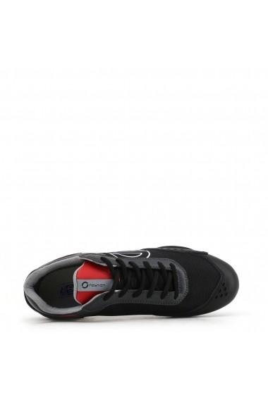 Ghete sport Sparco SP-F5_BLACK-RED Negru