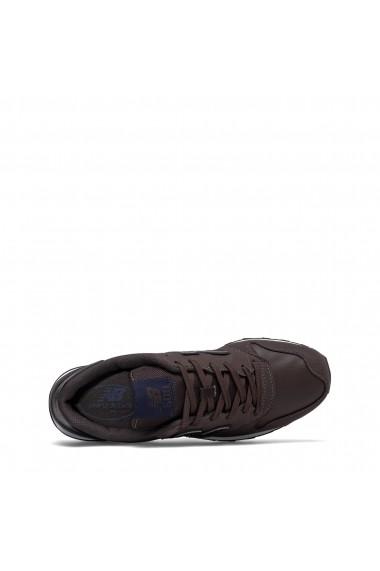 Pantofi sport NEW BALANCE GM500DBN Maro