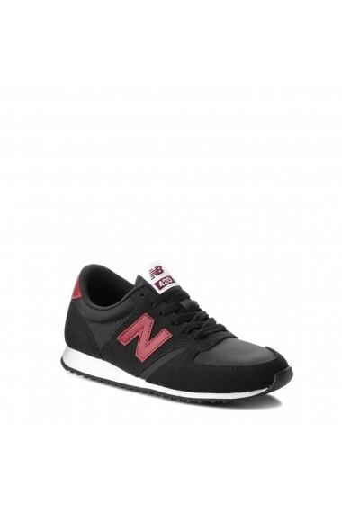 Pantofi sport New Balance U420BLK Negru