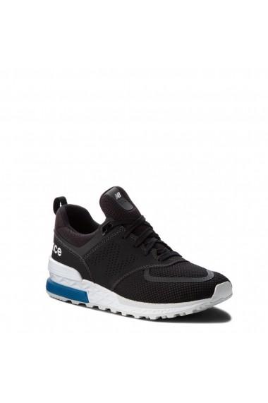 Pantofi sport New Balance MS574PCB Negru