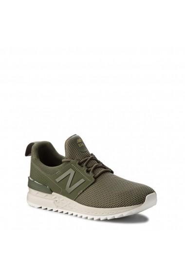 Pantofi sport New Balance MS574DUO Kaki