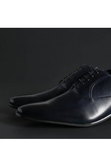 Pantofi V 1969 JONAS BLU Bleumarin