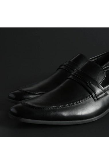 Mocasini Versace 1969 BARRY NERO negru