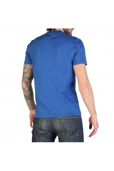 Tricou Napapijri SONTHE_N0YIIXBC5 Albastru