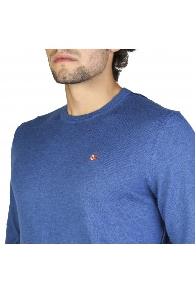 Pulover Napapijri N0YGPBB56 Albastru