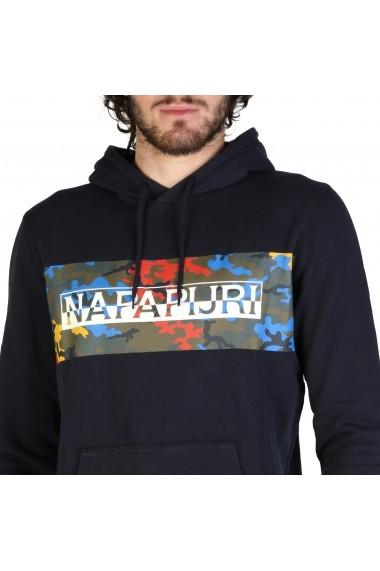Hanorac Napapijri BALKA_N0YIH4176 Albastru