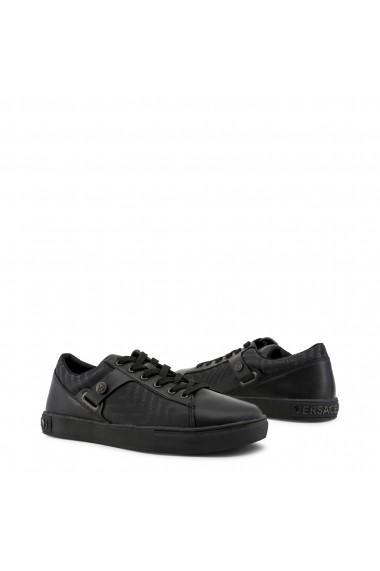 Ghete sport Versace Jeans E0YSBSM4_899_BLACK Negru