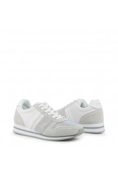 Pantofi sport Versace Jeans VTBSA1_003_WHITE Alb