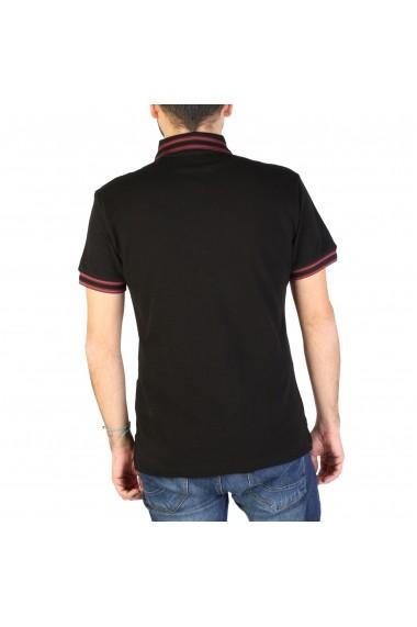 Tricou polo Versace Jeans B3GSB7P1_36571_899 Negru