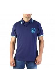 Tricou Versace Jeans B3GTB7P0_36571_221 Albastru