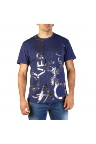 Tricou Versace Jeans B3GTB76O_36620_221 Albastru
