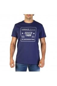 Tricou Versace Jeans B3GTB76E_36610_221 Albastru