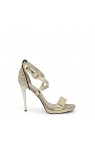 Sandale cu toc Versace Jeans VRBS11 70078 901 ORO auriu - els