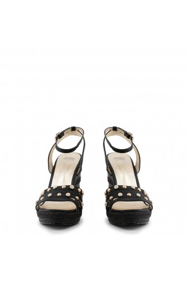 Sandale cu platforma Versace Jeans VRBS31 899 NERO