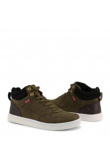 Pantofi sport Dunlop 35458_147_KAKI