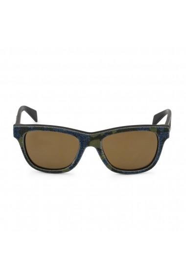 Ochelari de soare Diesel DL0111_52_98G_B100001 albastru