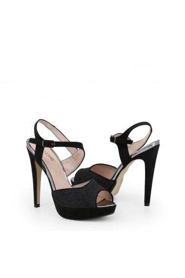 Sandale cu toc Arnaldo Toscani 1218010_NERO