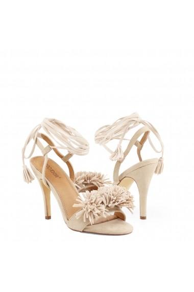 Sandale cu toc Arnaldo Toscani 1218034_BEIGE