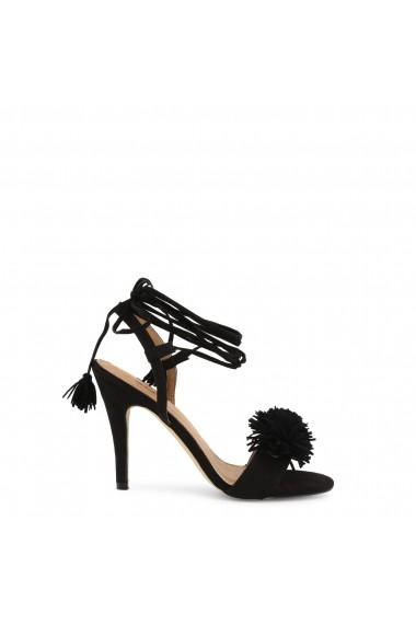 Sandale cu toc Arnaldo Toscani 1218034_NERO Negru