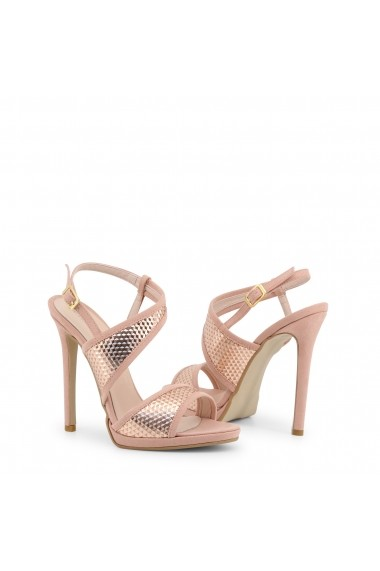 Sandale cu toc Arnaldo Toscani 1218018 ROSA Roz