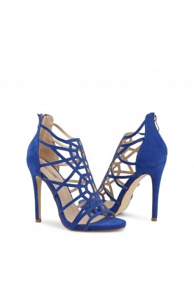 Sandale cu toc Arnaldo Toscani 1218040 BLU Albastru