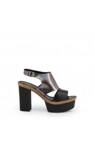 Sandale cu toc Arnaldo Toscani 1218019 NERO CDF Argintiu
