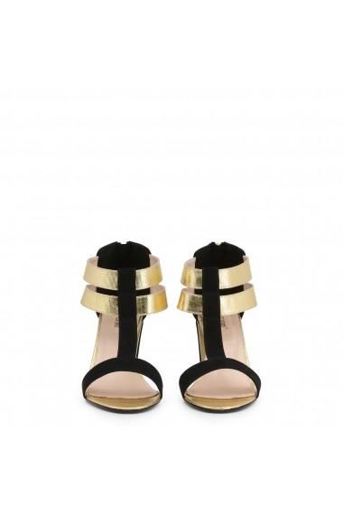 Sandale cu toc Arnaldo Toscani 1218027_NERO Negru