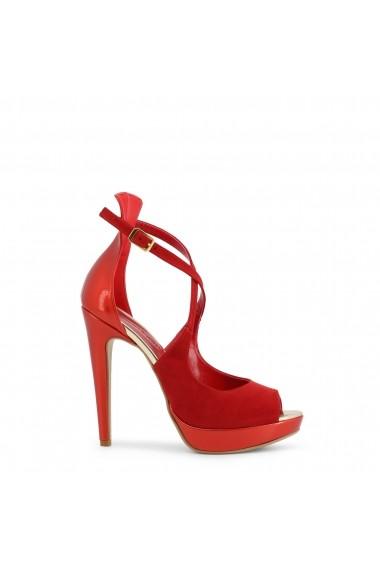 Sandale cu toc Arnaldo Toscani 1218037_ROSSO Rosu