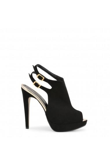 Sandale cu toc Arnaldo Toscani 1218036_NERO Negru