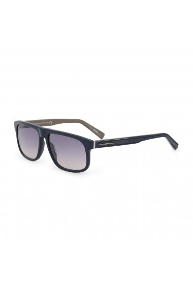 Ochelari de soare Ermenegildo Zegna EZ0003_90B Albastru