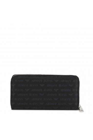 Portofel Armani Jeans 938542_CD996_00020_BLACK Negru