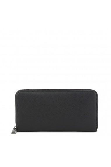 Portofel Armani Jeans 938542_CD991_00020_BLACK Negru