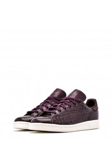 Pantofi sport Adidas BZ0454_StanSmith Bordo