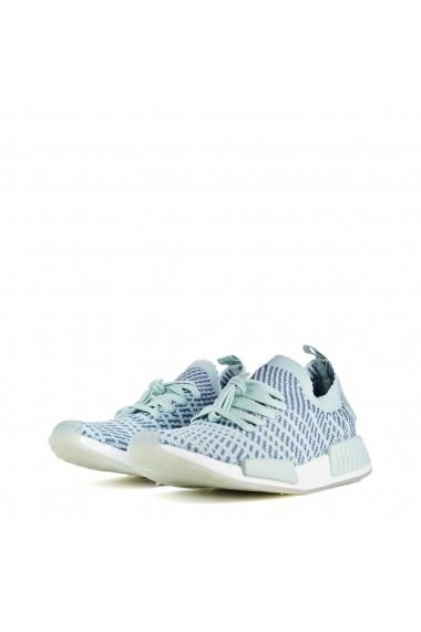 Pantofi sport Brand: Adidas CQ2031_NMD-R1_STLT_LIGHTGREEN Turcoaz